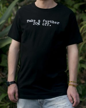Up Your Mountain fair trade organic cotton T-shirt Take a further 20% off Universal Torso