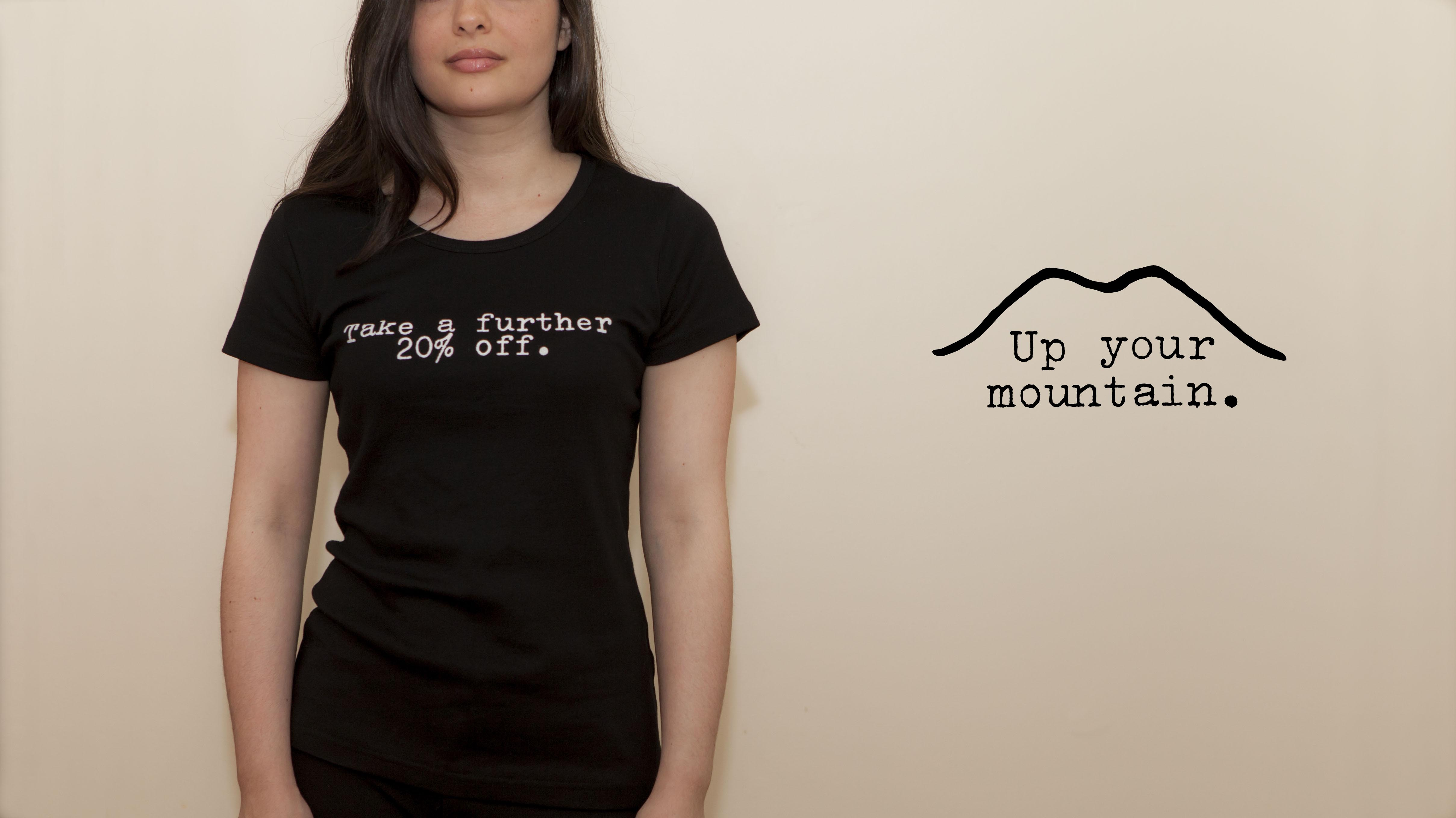 Up Your Mountain T-Shirt Co.